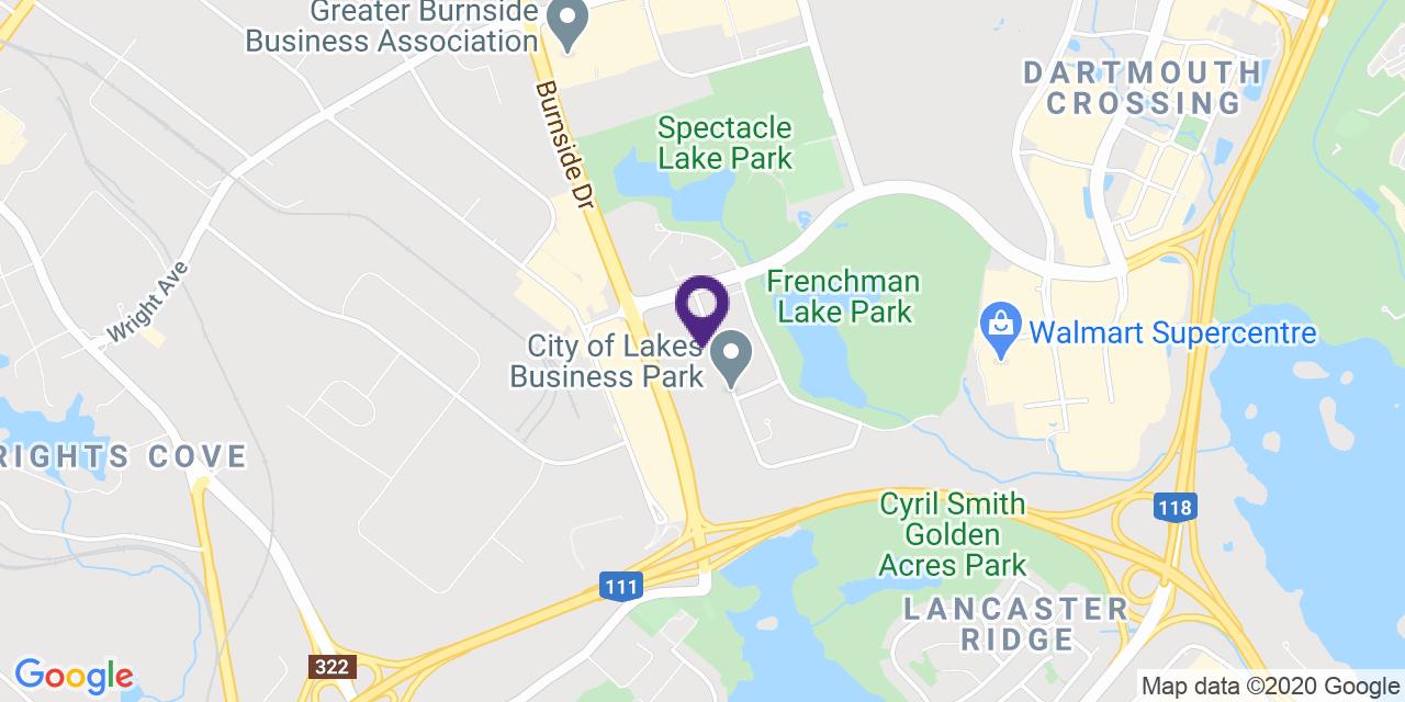 Map to: Dartmouth, Latitude: 44.698280 Longitude: -63.58096