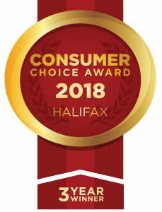 Consumer Choice Award, 3-year winner