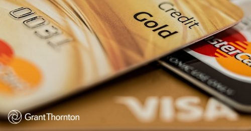 Grant Thornton Limited - cartes de credit