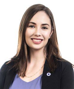 Kaitlin Verge, Debt Professional