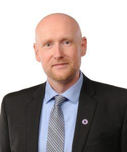 Larry Crandall, syndic autorisé en insolvabilité
