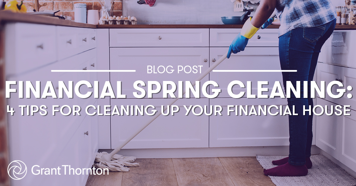 Financial Spring Cleaning, Grant Thornton Limited