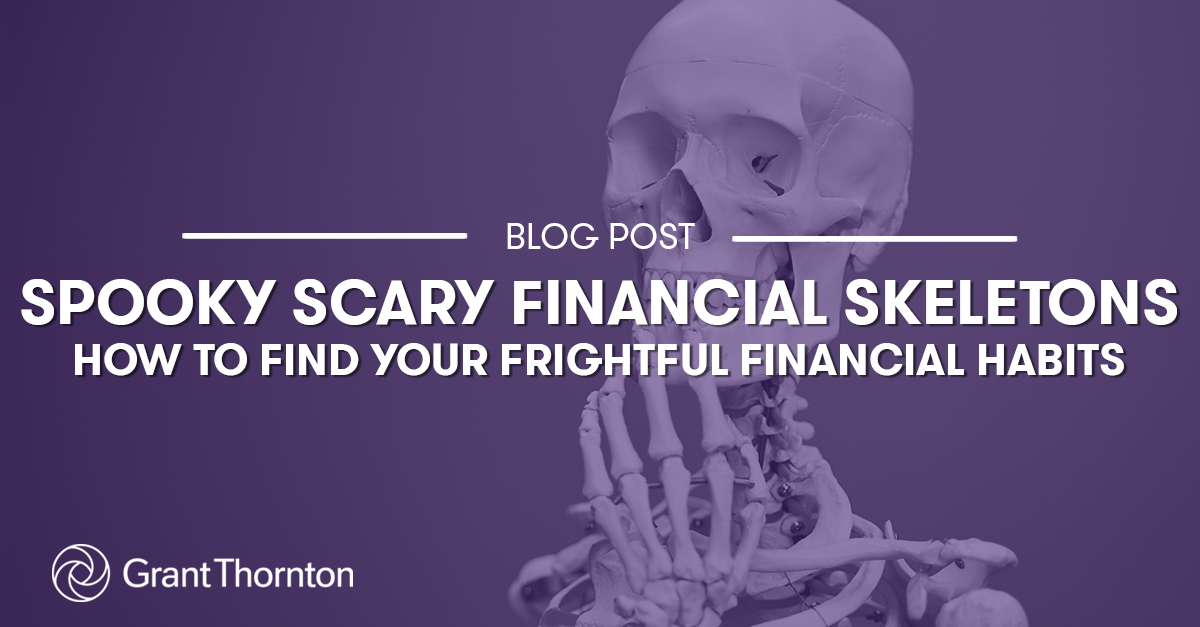 Spooky Scary Financial Skeletons, Grant Thornton Limited