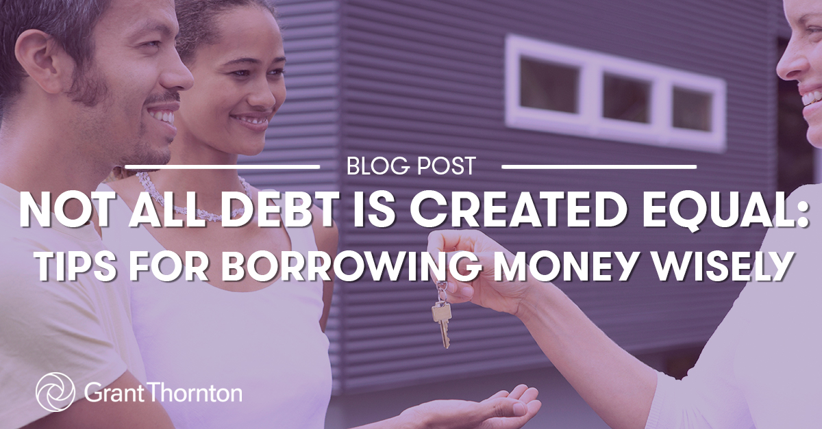 Borrowing Money Wisely, Grant Thornton Limited