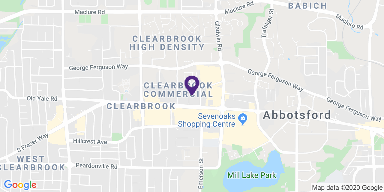Map to: Abbotsford, Latitude: 49.052200 Longitude: -122.31948