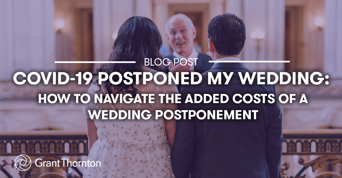 BlogPost--Covid-19-Postponed-my-wedding, Grant Thornton Limited