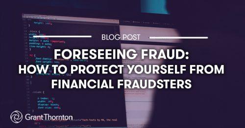 Financial Fraud, Grant Thornton Limited